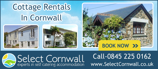 Cornwall Cottages for You - Select Cornwall - Cottages in Cornwall